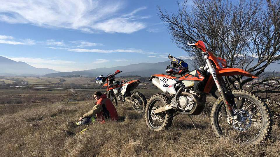 Enduro tour Weekend
